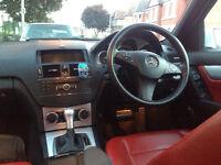 Mercedes-Benz C Class 2.1 C220 CDI Sport 4dr ***RARE COLOUR COMBINATION***
