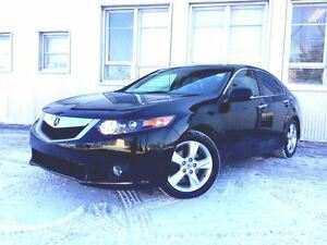2010 Acura TSX LEATHER INTERIOR, BLUETOOTH, SUNROOF.