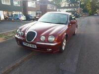 2001 Jaguar S-Type 3.0 V6 SE Auto **Fully Loaded, 8 Months MOT**