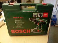 Bosch PSB 18VE-2 hammer drill driver
