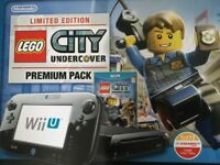 Wii u Bundle and sky landers starter pack