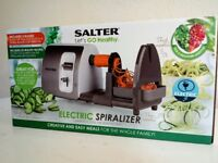 NEW Electric Spiralizer (Salter)
