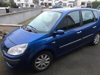 Renault scenic petrol 2008