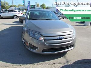 2011 Ford Fusion SE 2.5L I4 | ROOF | POWER SEATS London Ontario image 1