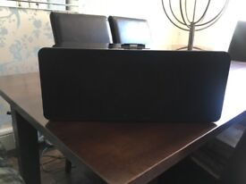 Large Black Speaker