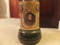 Royal Doulton Stoneware Nelson and his Captains Jug (Green)
