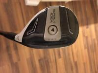 Adams superLS 17 degree hybrid