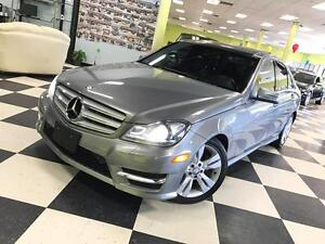 2012 Mercedes-Benz C-Class FULLY LOADED#100% APPROVAL GURANTE...