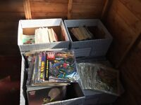 2000AD - Over 600 issues For Sale