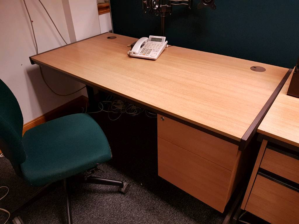Quality Used Office Furniture Desks Chairs Cupboards