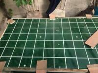 Tiled dining table free