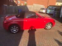 2006 Audi TT Roadster excellent condition for year inside and out.Great to drive.