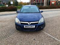 Vauxhall Astra 1.8 Automatic top spec