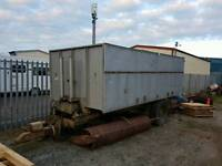 10 ton tipping trailer