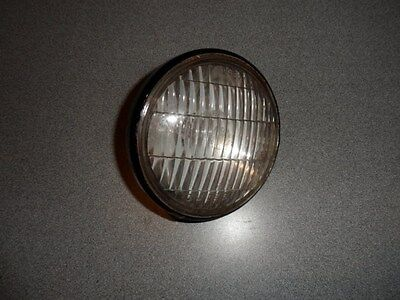 WW2 Military Vehicle 24 volt pedestal headlight bulb assy. original NOS