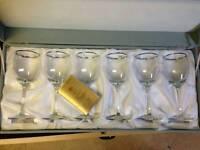 Boxed glasses