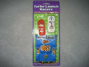 BRAND NEW - TURBO LAUNCH RACERS