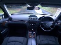 Re posting due to time wasters mercedes e220