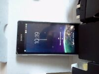 SONY EXPERIA SP MOBILE PHONE IN EXLLENT CONDITION IN BOX.