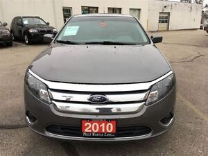 2010 Ford Fusion SEL 3.0L V6 AWD | LEATHER | NO ACCIDENTS Kitchener / Waterloo Kitchener Area image 9