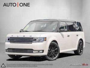 2016 Ford Flex LIMITED AWD ECOBOOST