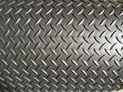 Rubber Diamond Plate (3/16