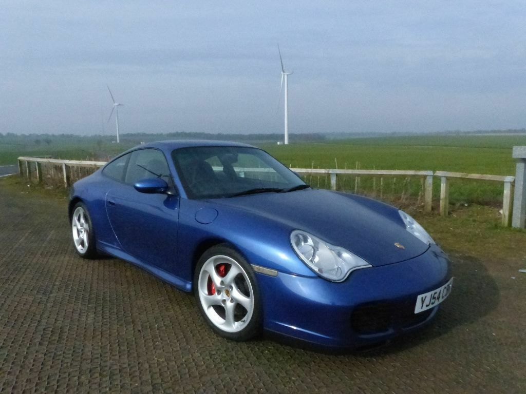 porsche 996 carrera 4s 2004 54 cobalt blue in darfield south yorkshire gumtree. Black Bedroom Furniture Sets. Home Design Ideas