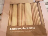 6 placemats