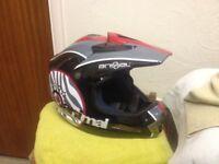 Animal Enduro, Motocross Helmet,medium