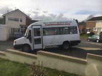 Rare ldv convoy automatic minibus