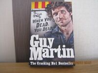 when you dead you dead by guy martin