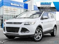 2013 Ford Escape AWD-Nav-Leather-Heated Seats-Bluetooth