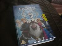 BRAND NEW STILL SEALED DISNEY FROZEN DVD