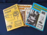 Woodworker Annuals