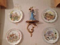 Royal Albert seasonal plates
