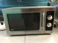 Commercial microwave (Buffalo CF358)