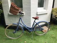 """Pashley Poppy ladies bicycle - 17.5"""". Used, but good condition. All original."""