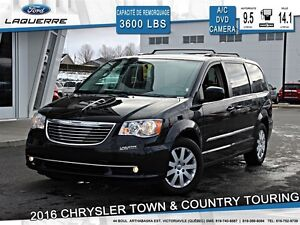 2016 Chrysler Town & Country **TOURING*DVD*CAMERA*CRUISE*A/C**