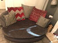 Round 2 seater sofa