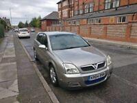 Vauxhall Signum Elegance 2.2 2004 Spares or repair