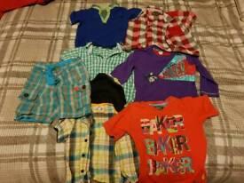 Ted Baker boys clothes bundle
