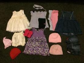 Baby 3-6m clothes bundle