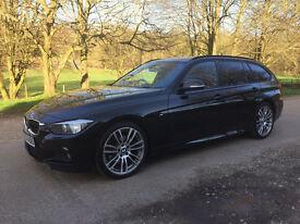2012 BMW 3 SERIES 3.0 330d M Sport Touring Auto
