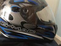 Secondhand motorbike helmet for sale Size L