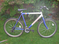 QUALITY VENTURE MTB ONE OF MANY QUALITY BICYCLES FOR SALE