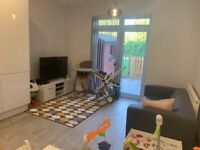 Amazing ground floor 1 bed flat only one year old