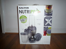 Nutripro 1000 smoothie maker - unused