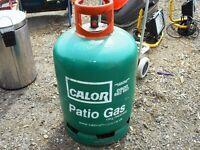 Full 13kg calor patio gas