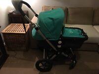 Bugaboo Cameleon 2 unisex plus Maxi Cosi Pebble car seat !!!