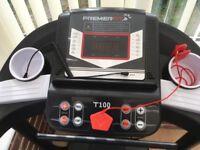 ***REDUCED PRICE**** PremierFit T100 Motorised Electric Treadmill